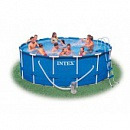 Каркасный бассейн Intex Metal Frame Pool 457x122 28236 ( 54946)