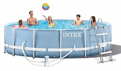 Каркасный бассейн Intex Prism Frame Pool 427x107 26720